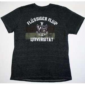 Urban Punk Black Emo European T Shirt Tee Shirt Large