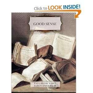 : Paul Henri Thiry Baron DHolbach: 9781463608989:  Books