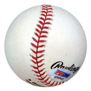 Willie Stargell Autographed Signed NL Baseball 1979 NL MVP PSA/DNA