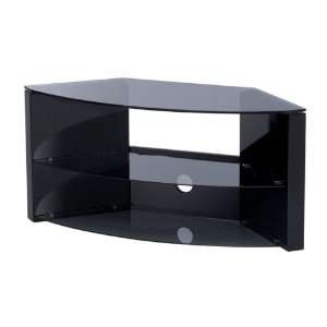 High Quality Corner TV Stand for Flat Panel TVs Up to 42