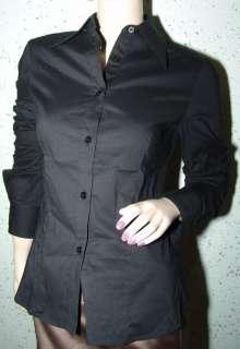 Roberto Cavalli Just Cavalli women black shirt ST s. M