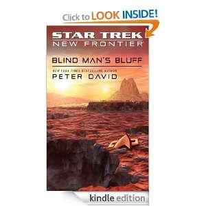 Star Trek New Frontier Blind Mans Bluff Peter David