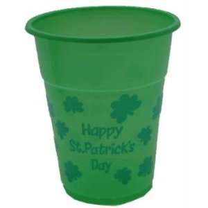 St. Patricks Day Disposable Cups Case Pack 100 Everything