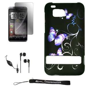 Cell Phone * Includes High Quality HD Noise Filter Earphones with