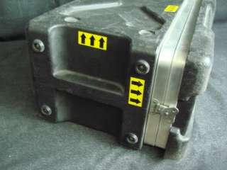 SKB 4 Space Rack Flight Road Case 4U