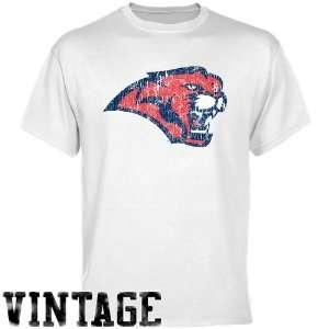 University Of Houston Cougars Shirt  Houston Cougars White Distressed