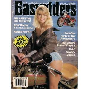 PARTY IN THE FLORIDA KEYS AND MORE!: EASYRIDERS MAGAZINE: Books