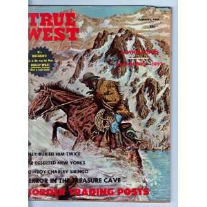 True West (Border Trading Posts) (Feb): various: Books