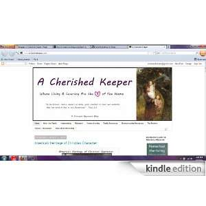 A Cherished Keeper: Kindle Store: Gina Glenn