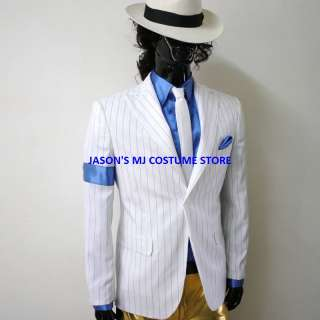 NEW MICHAEL JACKSON SMOOTH CRIMINAL SUIT pro series