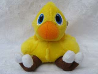 FINAL FANTASY VII CHOCOBO BIRD PLUSH TOY DOLL