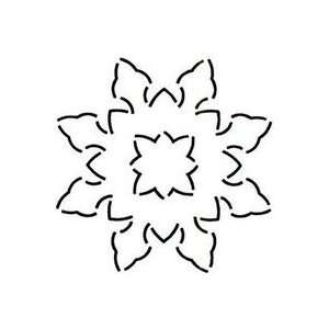 Free Snowflake Quilting Stencil : quilting stencils to copy on PopScreen