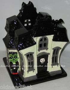 Bath & Body Works HALLOWEEN 2011 HOUSE luminary Slatkin