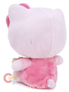 Sanrio Hello Kitty Plush Doll   Licensed Pink Plush 9