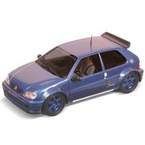 Ninco   Citroen Saxo Blue Tuning Blue Slot Car (Slot Cars