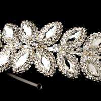 Royalty Style Rhinestone/Crystal Bridal Headpiece
