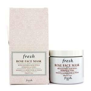 Fresh Rose Face Mask (Box Slightly Damaged)   100ml/3.5oz