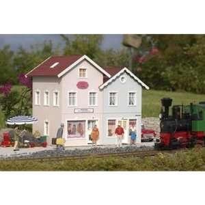 PET SHOP   PIKO G SCALE MODEL TRAIN BUILDING 62070 Toys