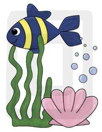 Please check out my other Sea Life Wall Art Stickers