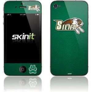 Siena College   Green skin for Apple iPhone 4 / 4S
