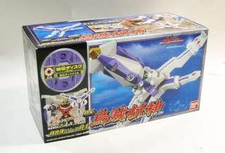 SAMURAI SENTAI SHINKENGER 04 Ika Origami Figure POWER RANGERS RARE