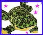 Webkinz Lil Kinz Bull frog BNWT code ~hard to find