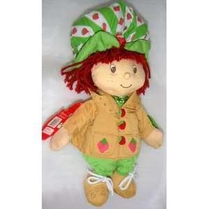 Plush   Strawberry Shortcakes   13 Scented Plush Doll