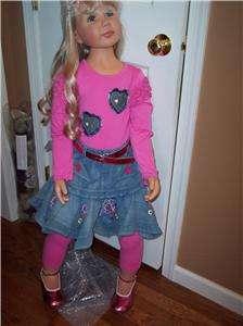 Original Outfit Monika Peter Leicht Seraphina or Levenig doll