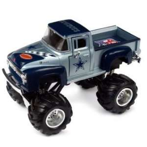 UD NFL 56 Ford Monster Truck Dallas Cowboys Sports