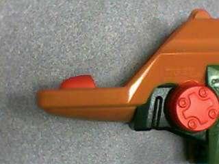 HASBRO TIGER ELECTRONICS LAZER TAG GUN SCOPE SIGHT~WORKS~USED
