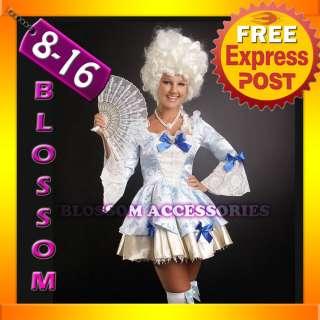 Renaissance Masquerade Ball Fancy Dress Halloween Costume