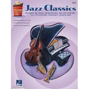 Jazz Classics   Drums   Big Band Play Along Volume 4   Bk