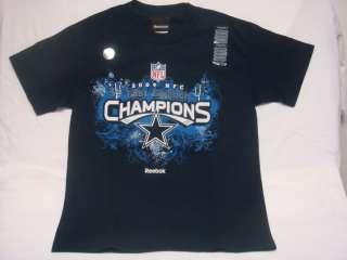 New Dallas Cowboys NFC Champion Shirt Youth S M L XL