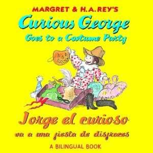 Jorge el curioso va a una fiesta de disfraces/Curious