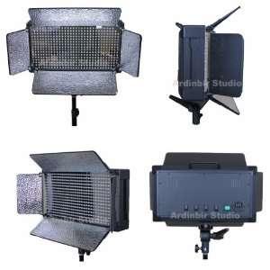 Ardinbir Studio Pro 500 Led Photo Video Lighting Panel kit