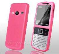Baby Pink Full Hybrid Case Cover for Nokia 6700 Classic