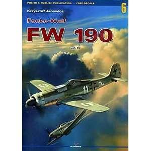 Monographs No. 06   Focke Wulf Fw 190 Vol. IV: Books