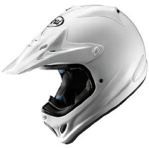 Arai VXPRO3 Offroad Motorcycle Riding Racing Helmet  White Automotive