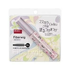 Dejavu Fiberwig 3D Mascara (Pure Black)   Special Cherry