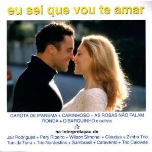Eu Sei Que Vou Te Amar Various Artists Music