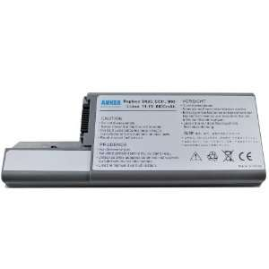 Anker New Laptop Battery for Dell Latitude D820 D830 D531