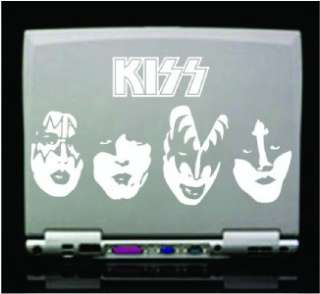 KISS Band Music Die Cut Vinyl Decal Sticker