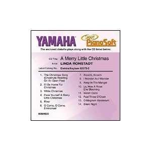 Smart Pianosoft 3.5 Diskette A Merry Little Christmas Linda Ronstad