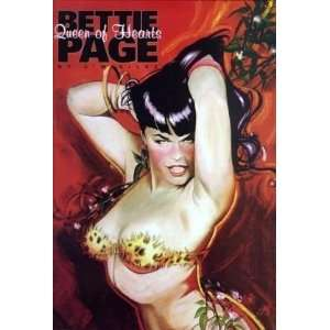 Bettie Page. Queen of Hearts (9783929497755) Jim Silke
