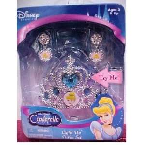 Disney Princess Cinderella Special Edition Light Up Tiara