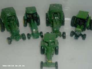 Mini Diecast Tractors   John Deere, ERTL, DEUTZ ALLIS