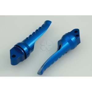 Custom Foot Pegs   Rear Passenger   Suzuki   GSXR 600 97 05, GSXR