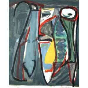 Mason Putman No. 310 by Bram van Velde, 15x18 Home & Kitchen
