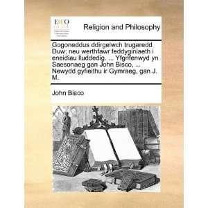Bisco,  Newydd gyfieithu ir Gymraeg, gan J. M. (Welsh Edition