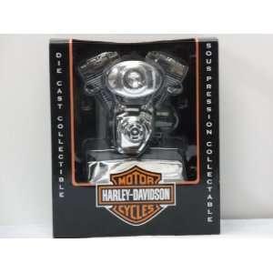 1/4 Harley Davidson Twin Cam 88 Engine TES4557 Arts